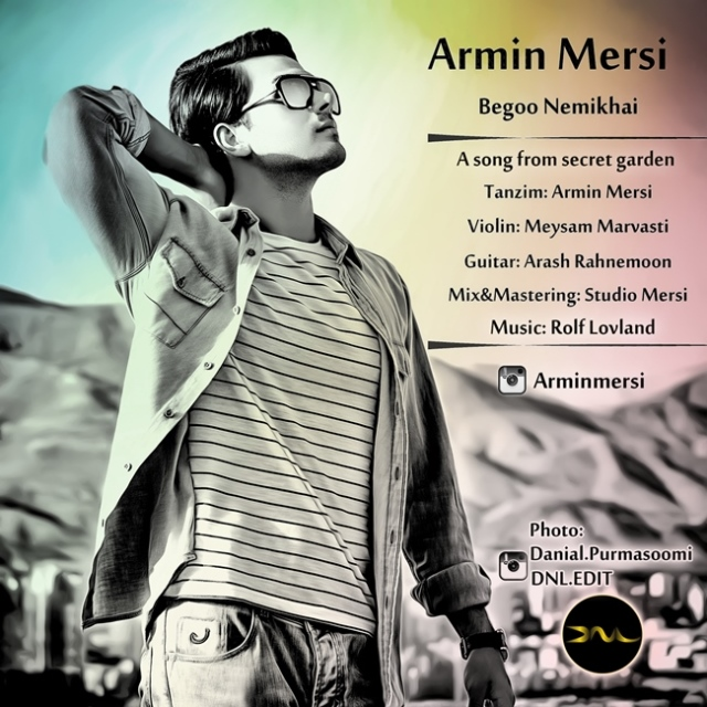 Armin Mersi – Begoo Nemikhai