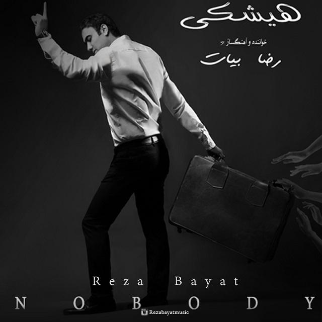 Reza Bayat – Nobody