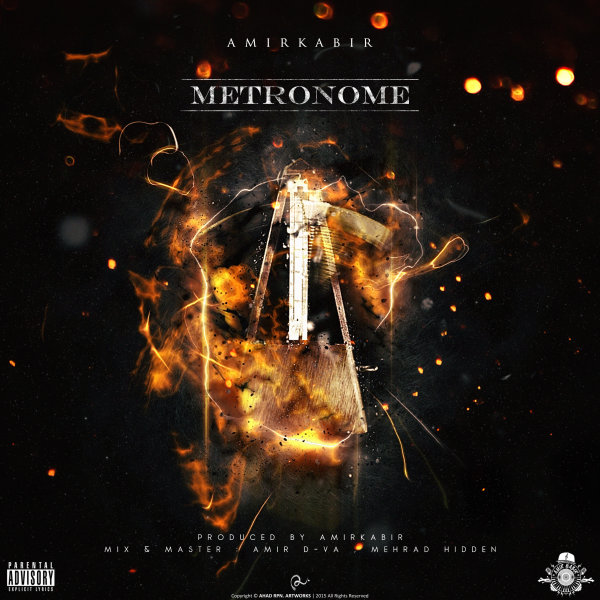 Amir Kabir – Metronome (Album)