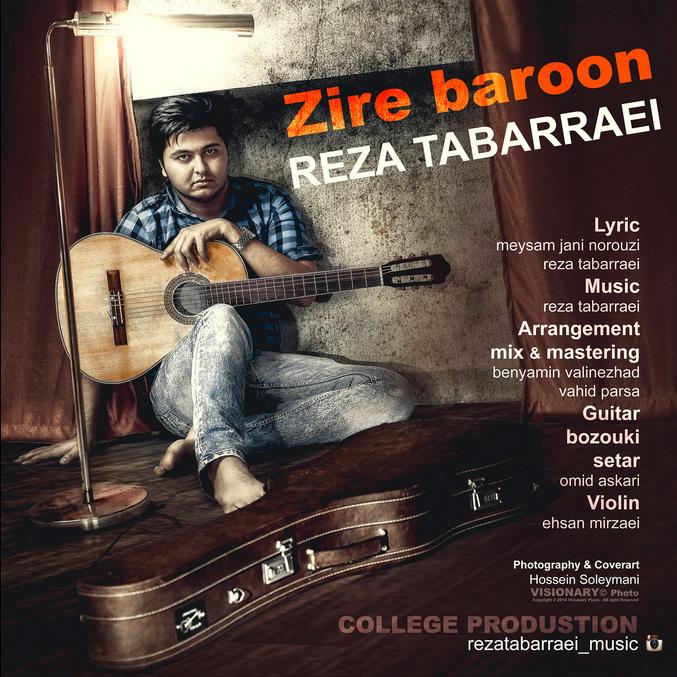 Reza Tabarraei – Zire Baroon (Album)