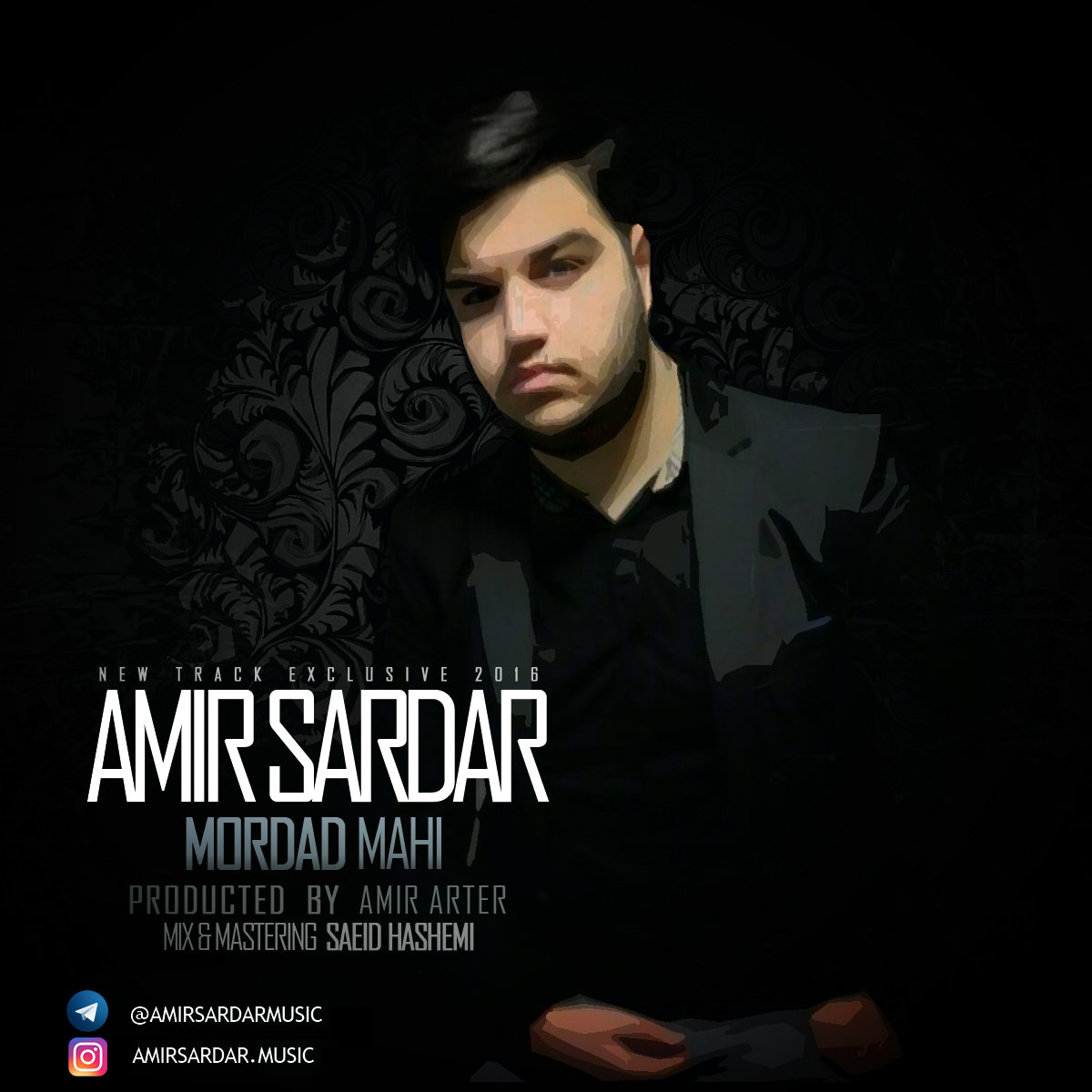 Amir Sardar – Mordad Mahi