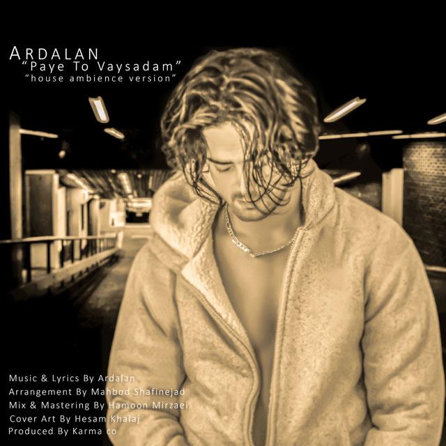 Ardalan Tomeh – Paye To Vaysadam (Remix)