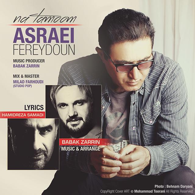Fereydoun Asraei – Na Tmoom