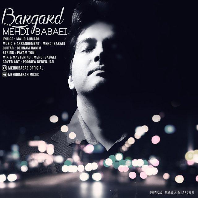 Mehdi Babaei – Bargard