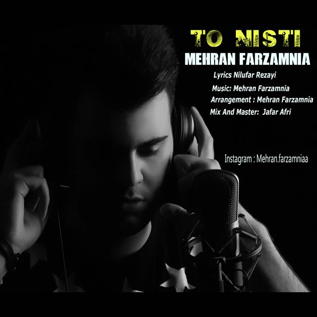 Mehran Farzamnia – To Nisti