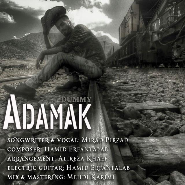 Mirad Pirzad – Adamak