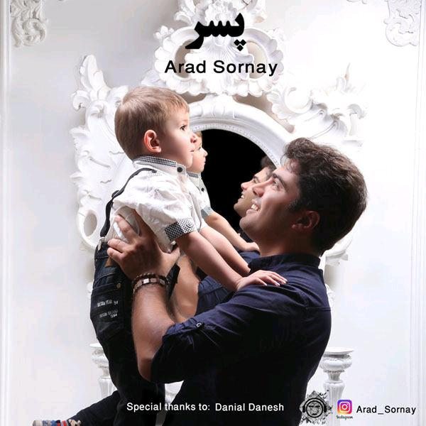 Arad Sornay – Pesar Video