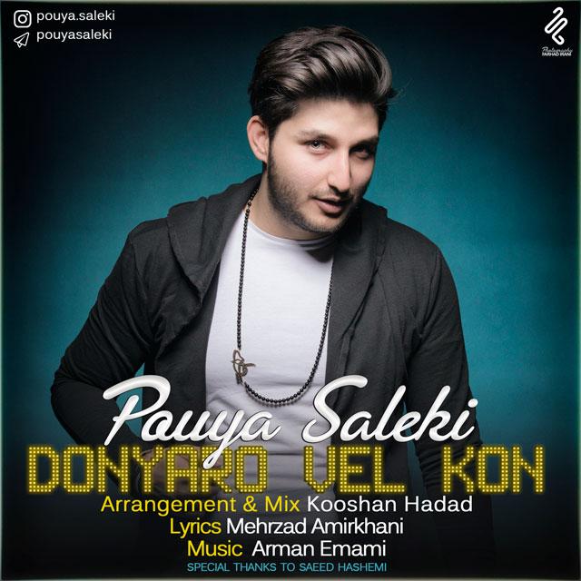 Pouya Saleki – Donyaro Vel Kon