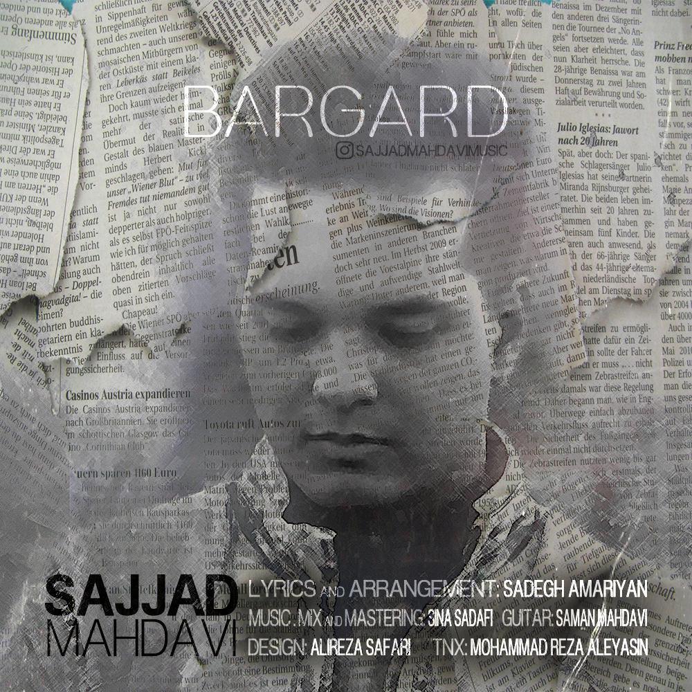 Sajjad Mahdavi – Bargard