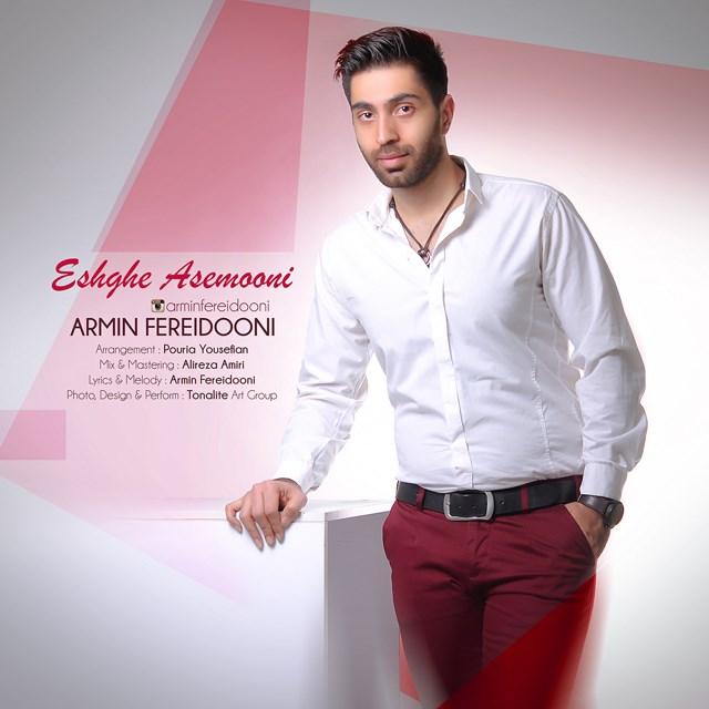Armin Fereidooni – Eshghe Asemooni