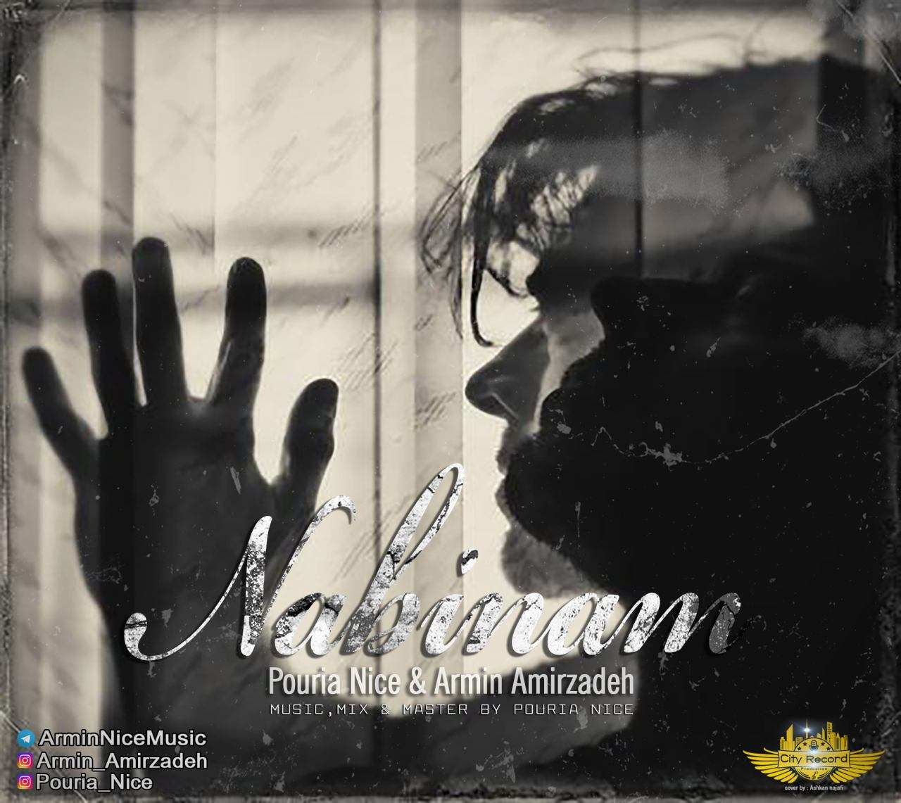 Pouria Nice Ft Armin Amirzade – Nabinam
