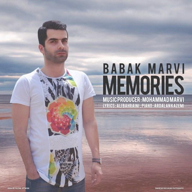 Babak Marvi – Khaterat