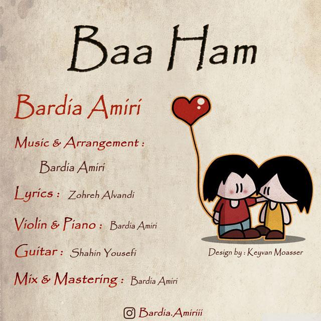Bardia Amiri – Ba Ham