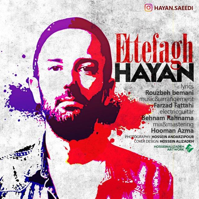Hayan – Ettefagh