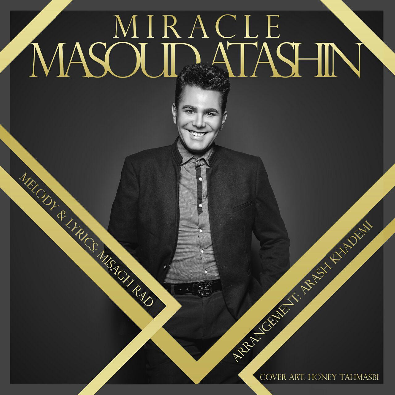 Masoud Atashin – Mojezeh