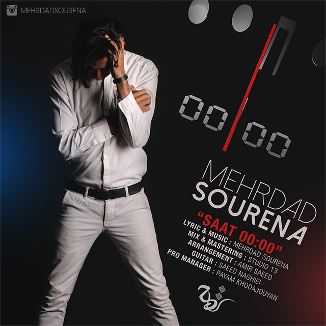 Mehrdad Sourena – Saat Sefr