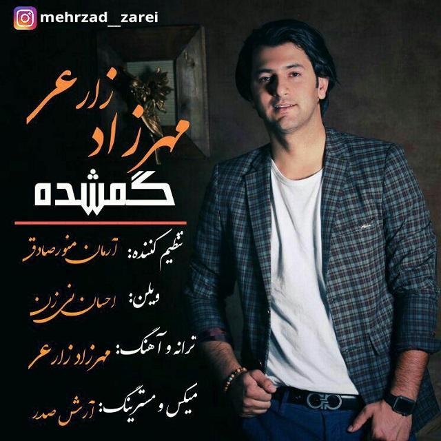 Mehrzad Zarei – Gomshodeh