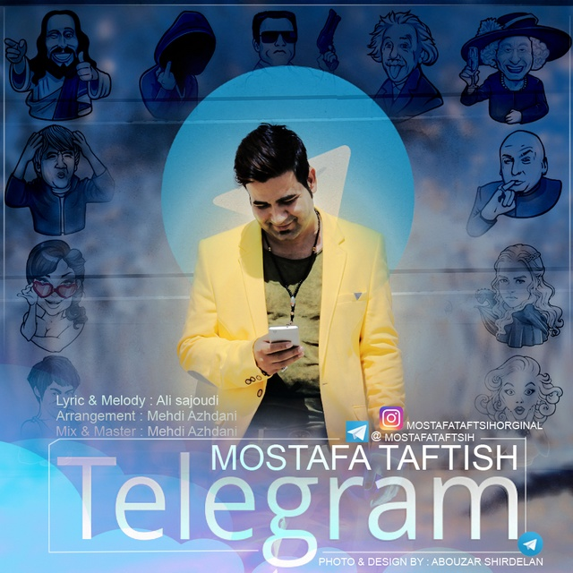Mostafa Taftish – Telegram