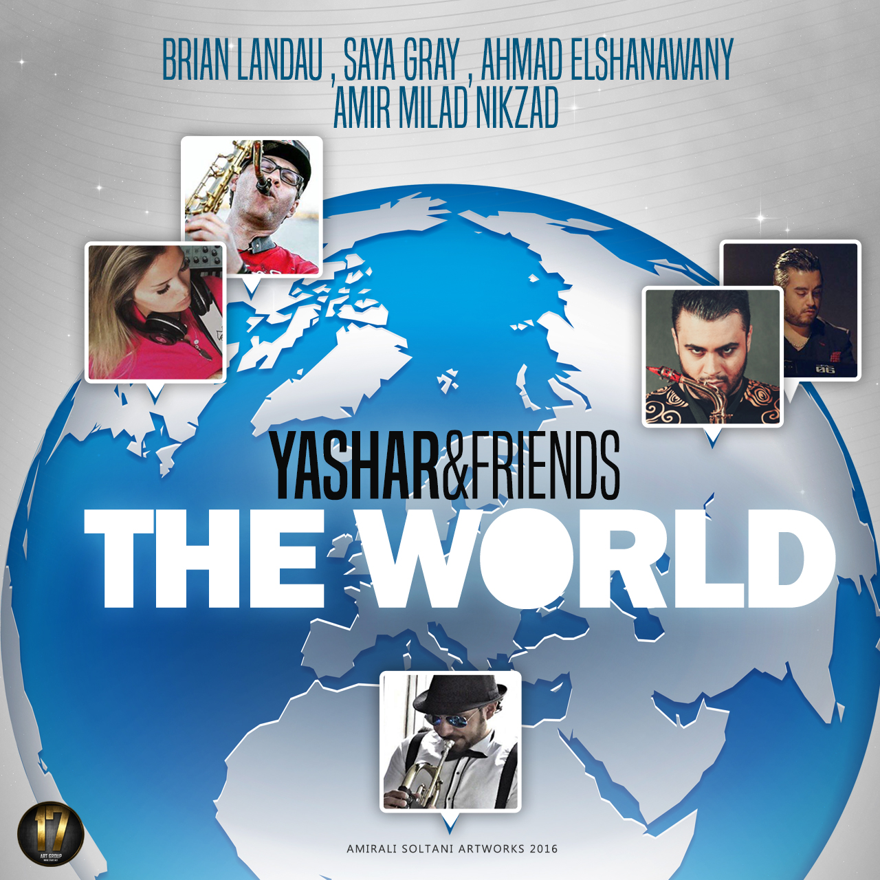 Yashar Khosravi & Friends – The World