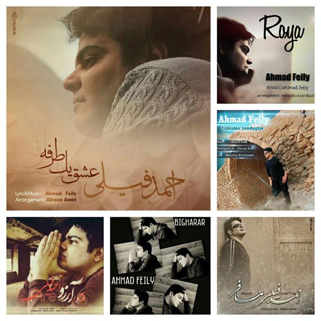 Ahmad Feily – Collection