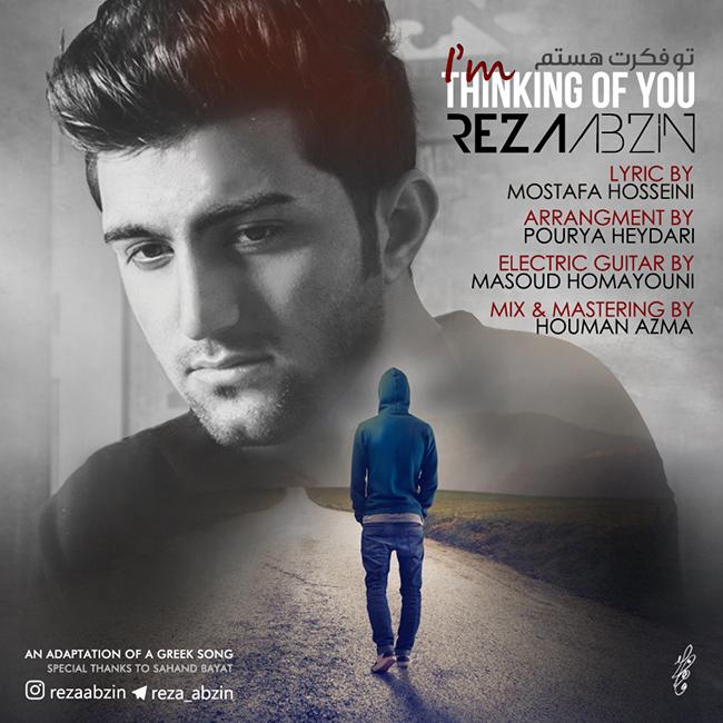 Reza Abzin – Too Fekret Hastam