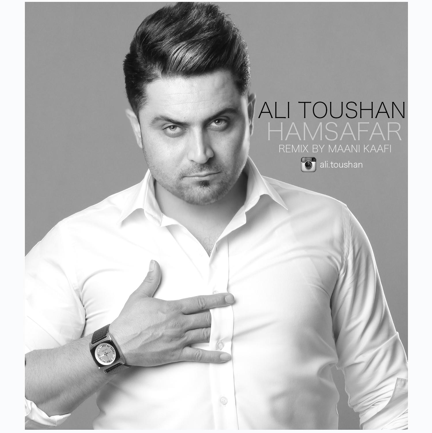 Ali Toushan – Hamsafar ( Remix By Maani Kaafi )
