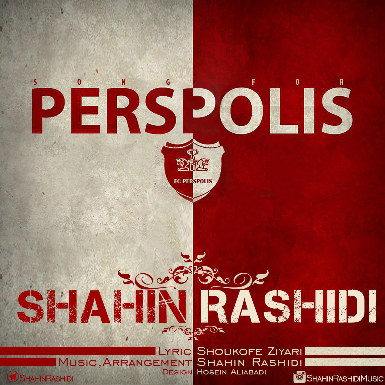 Shahin Rashidi – Perspolis