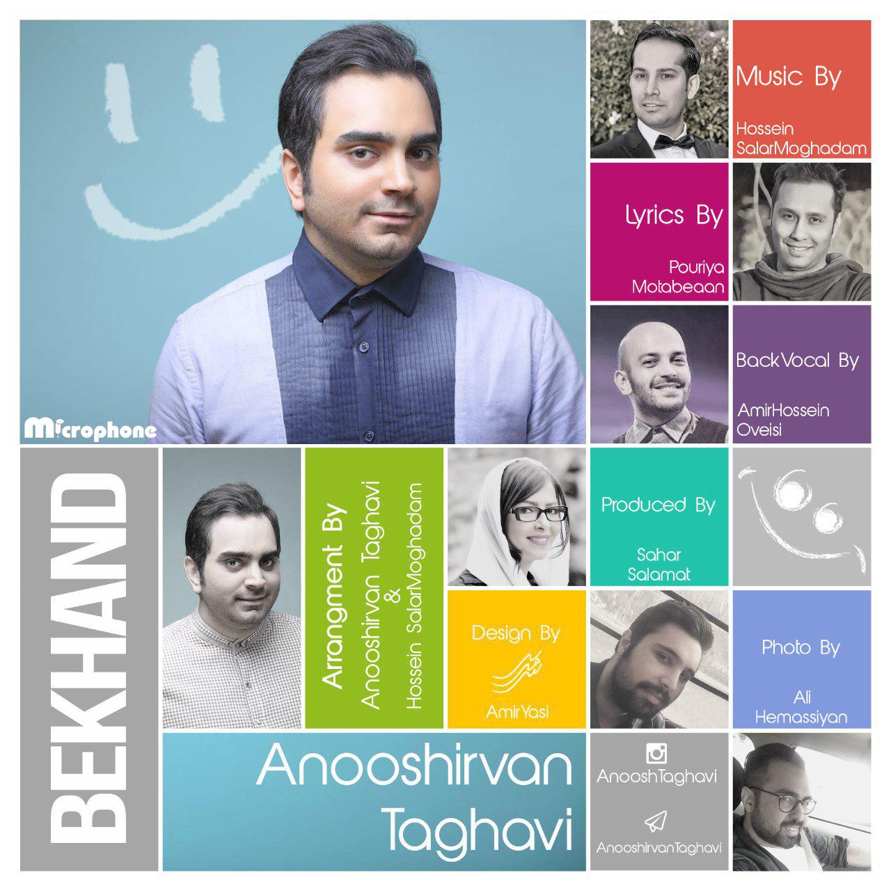 Anooshirvan Taghavi – Bekhand