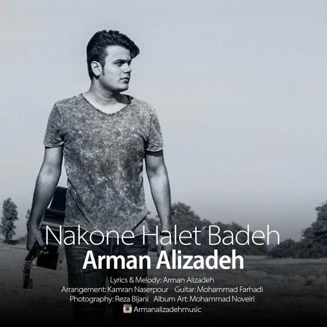 Arman Alizadeh – Nakone Halet Badeh