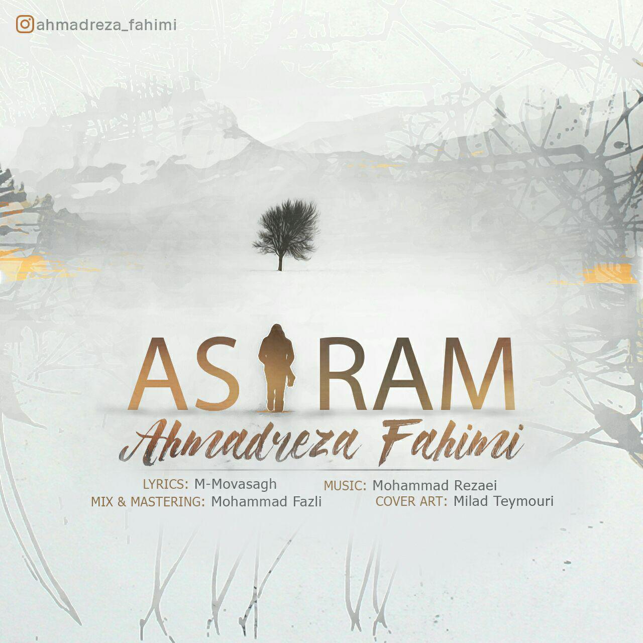 Ahmadreza Fahimi – Asiram