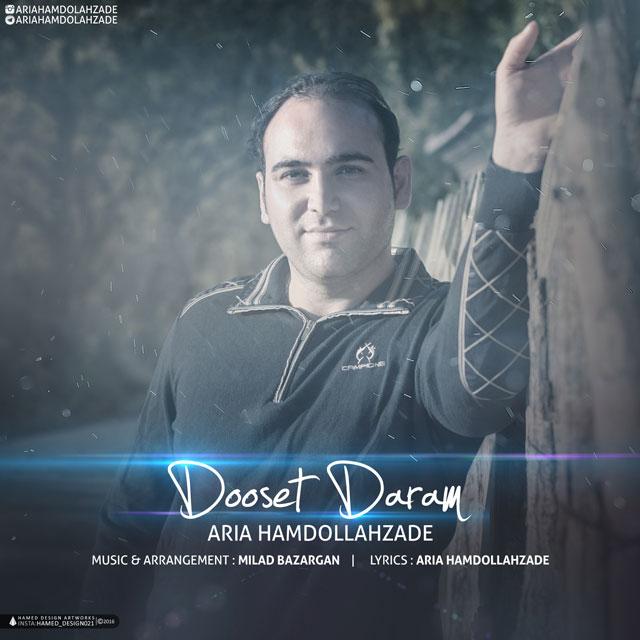 Aria Hamdollahzade – Dooset Daram