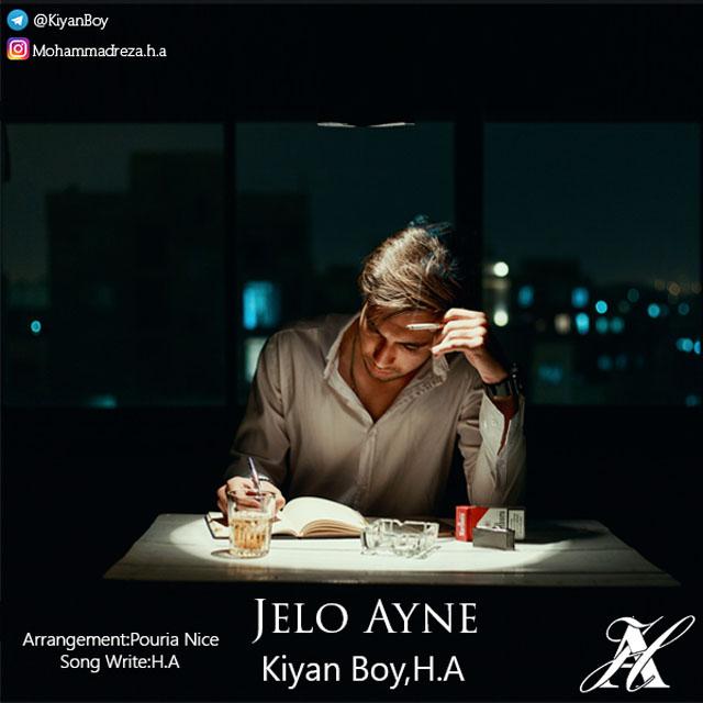 Kiyan Boy H.A – Jelo Ayne