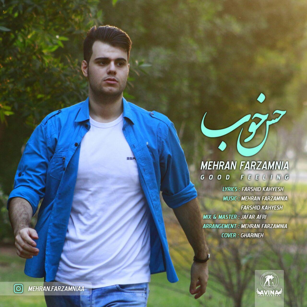 Mehran Farzamnia – Hese Khob