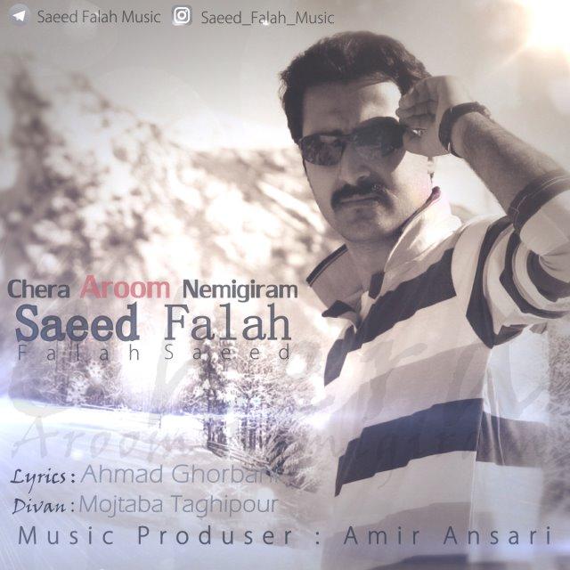 Saeed Falah – Chera Aroom Nemigiram