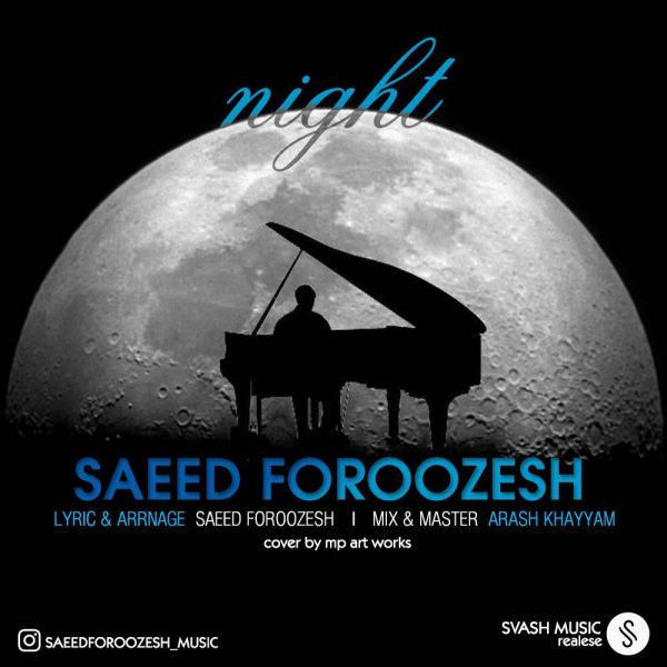 Saeed Foroozesh – Night