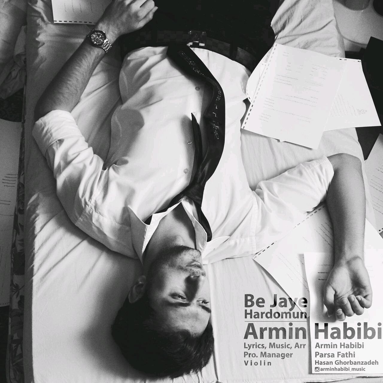 Armin Habibi – Be Jaye Hardomun