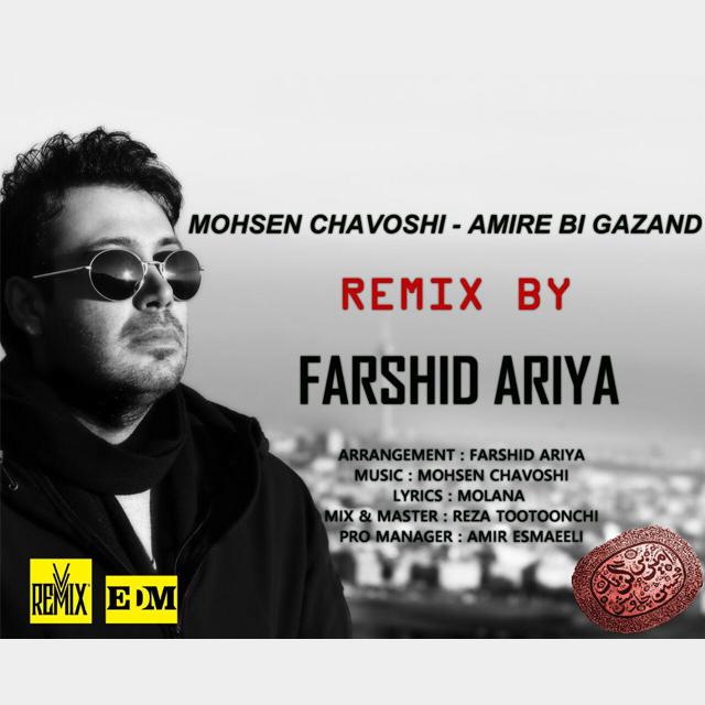 Mohsen Chavoshi – Amir Bi Gazand (Remix)