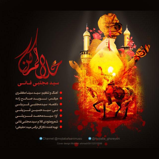 Mojtaba Faani – Halalam Kon