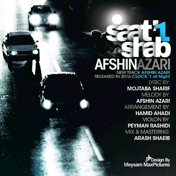 Afshin Azari – Saat Yek Shab