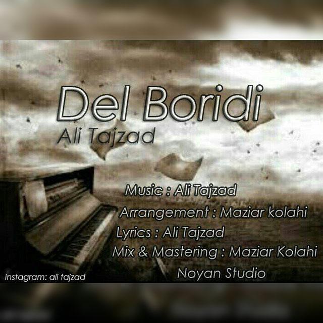 Ali Tajzad – Del Boridi