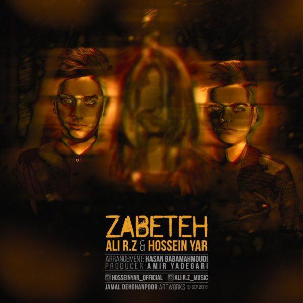 Ali R.Z – Zabeteh (Ft Hossein Yar)