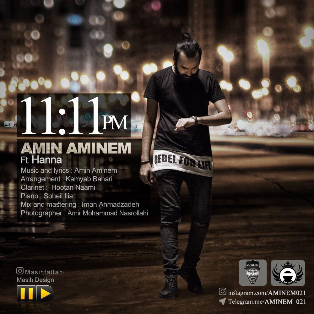 Amin Aminem – 11:11 (Ft Hanna)