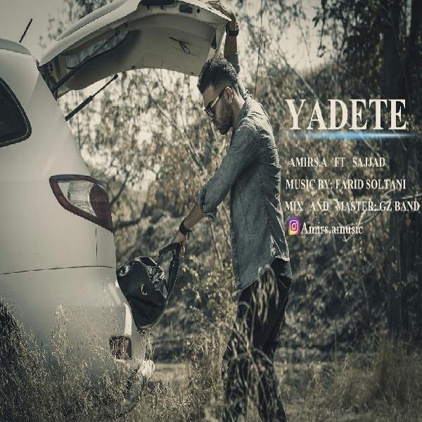 Amir SA Ft Sajjad – Yadete
