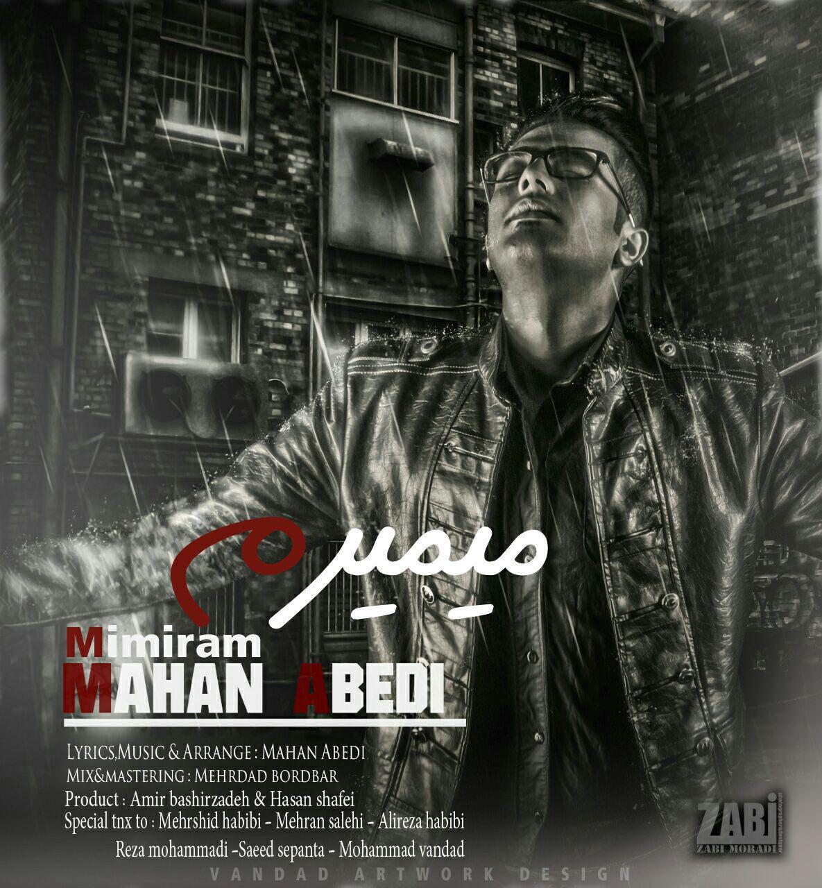 Mahan Abedi – Mimiram