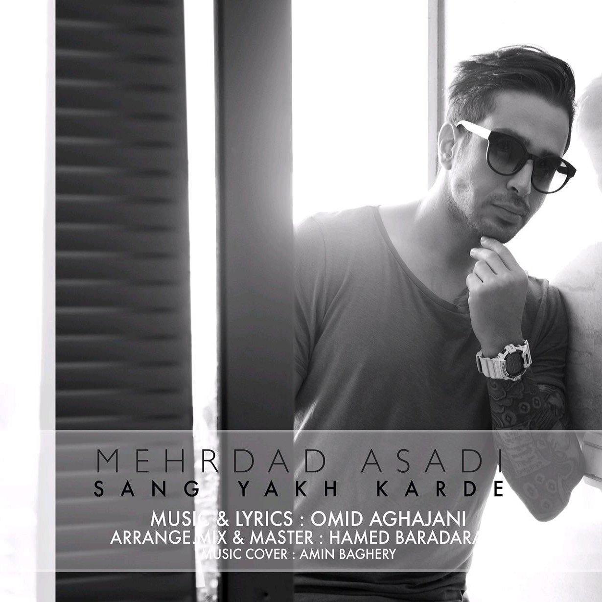 Mehrdad Asadi – Sang Yakh Karde
