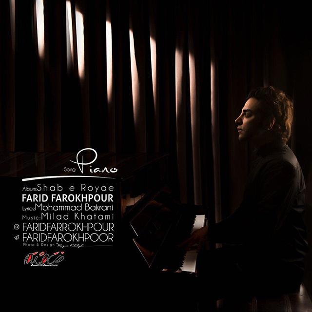 Farid Farokhpour – Piano