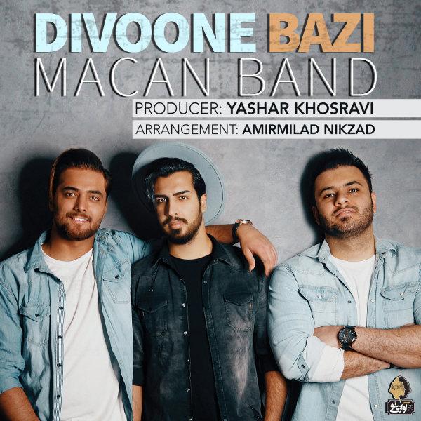 Macan Band – Divooneh Bazi