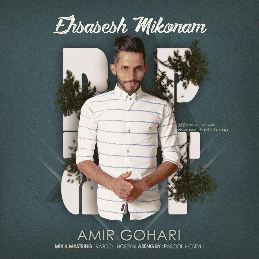 Amir Gohari – Ehsasesh Mikonam