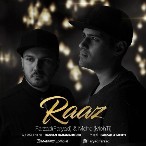 Farzad – Raaz (Ft Mehdi)