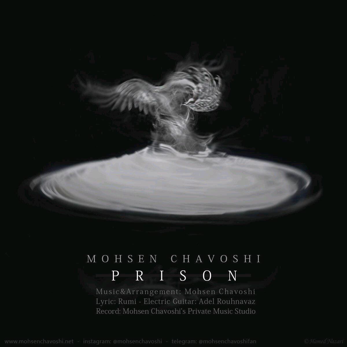 Mohsen Chavoshi – Prison
